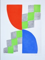 Sonia DELAUNAY | Gravure I | Etching available for sale on www.kunzt.gallery 03.31.20.JPG