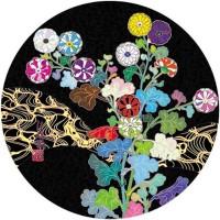 Takashi MURAKAMI | Kansai Wildflowers Glowing | Offset Print available for sale on www.kunzt.gallery