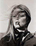 Terry O'Neill | Brigitte Bardot with cigar on the set Les Petroleuses | undefined available for sale on www.kunzt.gallery