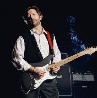 Terry O'NEILL   Eric Clapton, color   Photograph available for sale on www.kunzt.gallery