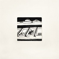 Thiebaud WAYNE | Delicatessen Trays | Etching and Aquatint available for sale on www.kunzt.gallery