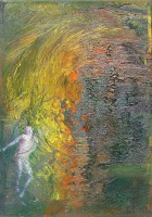 Thomas LANGE | Ohne Titel | Oil on canvas available for sale on www.kunzt.gallery