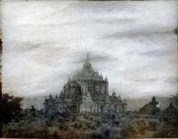 Thomas RUFF | Tripe_08 (Pugahm Myo. Thapinyu Pagoda) | Inkjet print available for sale on www.kunzt.gallery