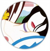 Tom WESSELMANN | Vivienne | Screen-print available for sale on www.kunzt.gallery