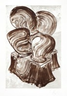 Tony CRAGG | Administred Landscape I | Lithograph available for sale on www.kunzt.gallery