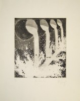 Tony CRAGG | Die erste Ära (The first era) | Etching available for sale on www.kunzt.gallery