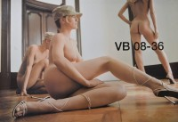 Vanessa BEECROFT | Performances | Offset Print available for sale on www.kunzt.gallery