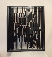Victor VASARELY | FLAARI | Acrylic sculpture available for sale on www.kunzt.gallery
