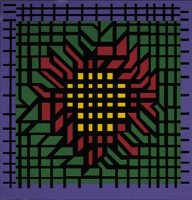 Victor VASARELY | Kat-Zag | Lithograph available for sale on www.kunzt.gallery