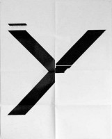 Wade Guyton | X Poster WG1211, 2007 | undefined available for sale on www.kunzt.gallery