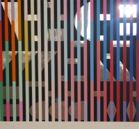 Yaacov Agam | Silver | undefined available for sale on www.kunzt.gallery