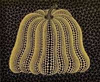Yayoi KUSAMA | Pumpkin MY | Screen-print available for sale on www.kunzt.gallery