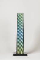 Carlos CRUZ-DIEZ | Cromovela 21 (Big) | Ceramic available for sale on www.kunzt.gallery